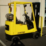 Hyster    S35XM